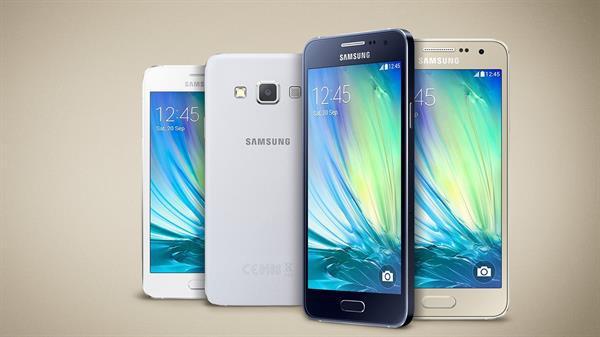 2016 model Samsung Galaxy A Serisi Türkiye'de satışa sunuldu