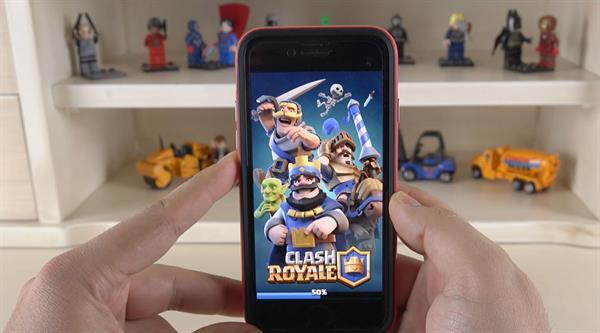 Supercell'in yeni oyunu Clash Royale incelemesi