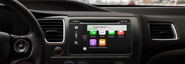 Apple CarPlay hangi araçlarda var?