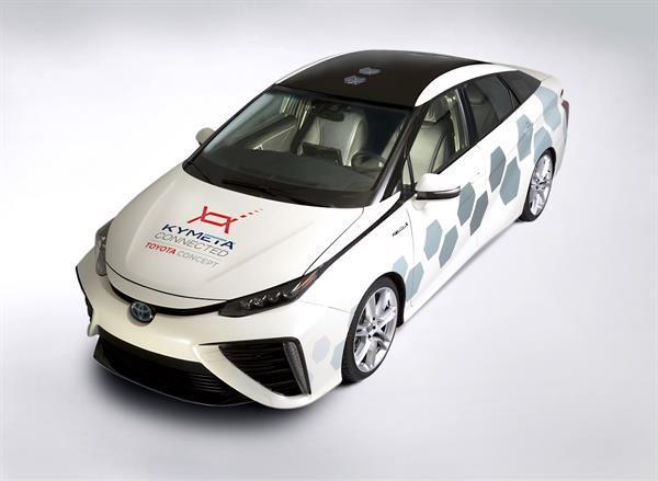 Toyota otomobiller internete direk uydudan bağlanacak