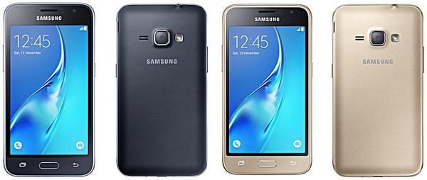Samsung Galaxy J1 modeli, 2016 sürümüyle karşınızda