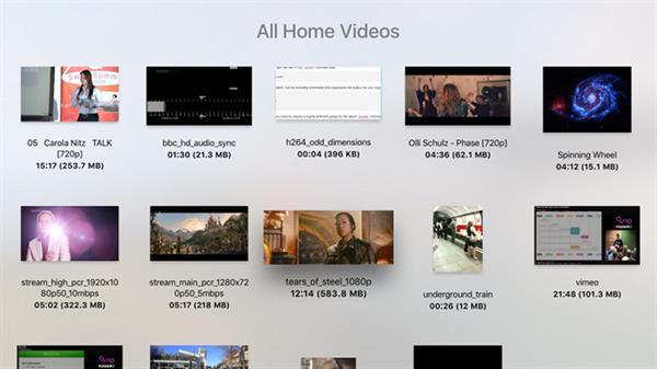 VLC'nin Apple Tv sürümü geldi