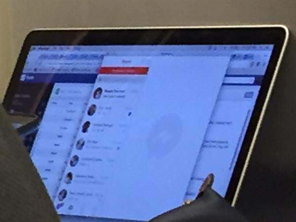 Facebook Messenger'ın Mac uygulaması ortaya çıktı