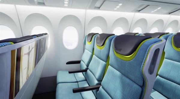 Boeing'in yeni uçak tasarımı göz kamaştırıyor