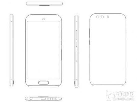 Huawei P9 tasarım şeması ortaya çıktı