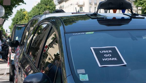 Uber'e kendi memleketinde bir ceza daha kesildi