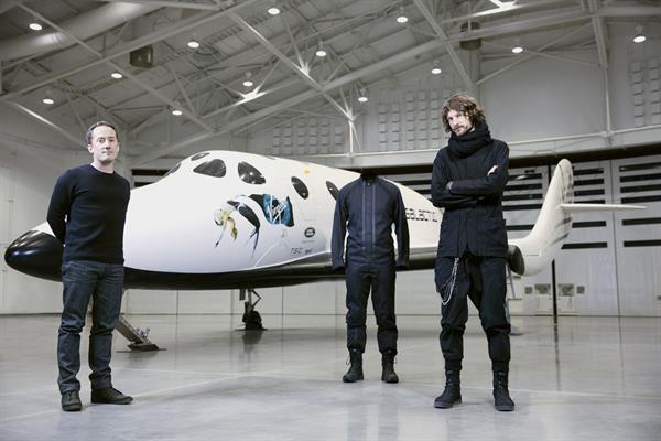 Virgin Galactic, Adidas imzalı özel uçuş giysisini tanıttı