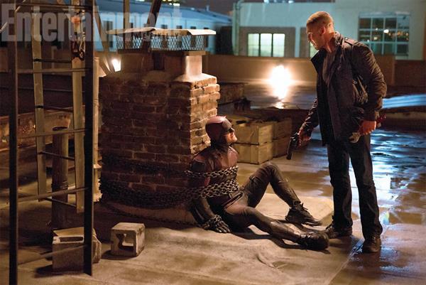Netflix, Punisher dizisi için hazırlıklara başladı