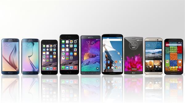 Akıllı telefon sektörü büyümeye devam ediyor