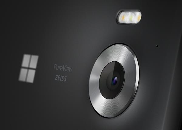 Windows 10 mobil'in kamera uygulamasına