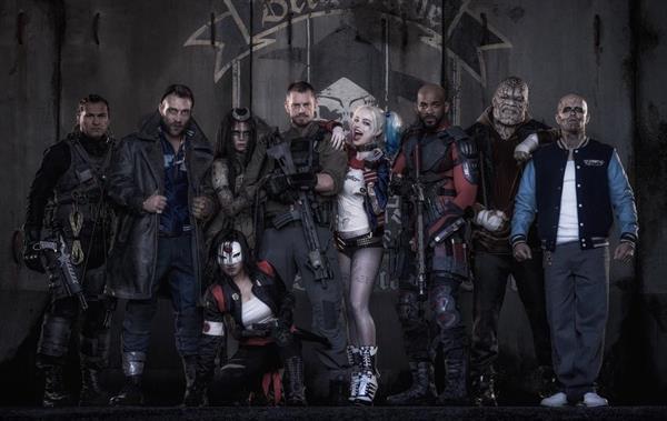 Suicide Squad'ın ilk uzun fragmanı yayınlandı