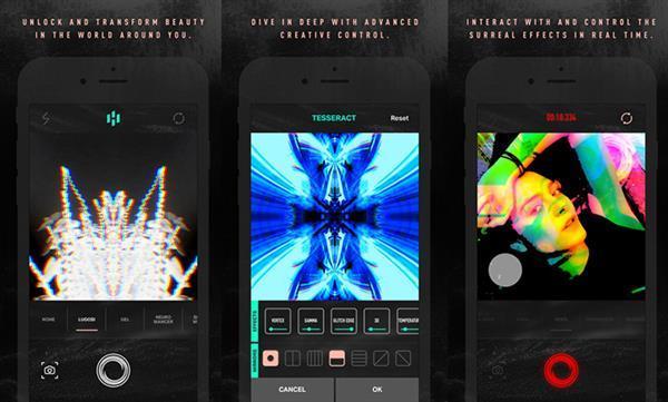Farklı yapısıyla dikkat çeken yeni iOS uygulaması: HYPERSPEKTIV