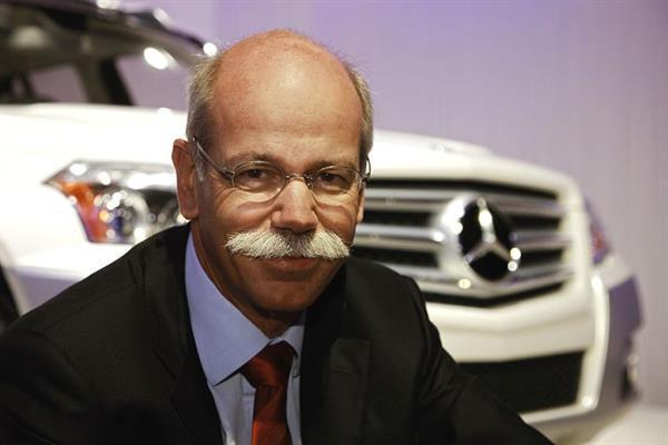 Daimler CEO'su: