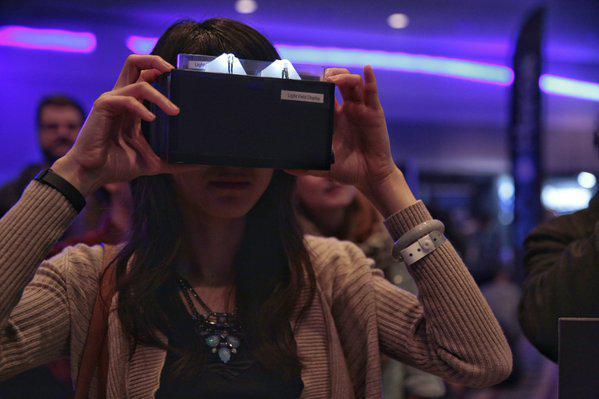 Nvidia, ışık alanı teknolojisini kullandığı sanal gerçeklik başlığını tanıttı