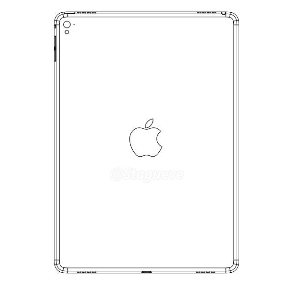 iPad Air 3 sızıntıları, iPad Pro izlerini taşıyor
