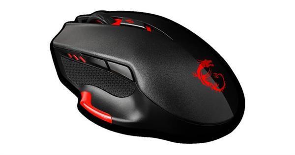 MSI oyuncular için tasarladığı Interceptor DS300 Lazer Mouse'unu tanıttı
