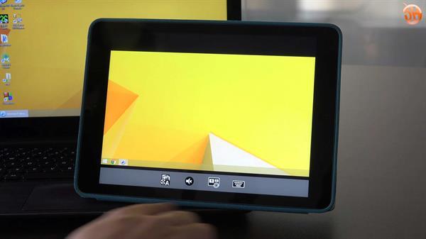 iPad'i bilgisayar monitörü olarak kullanın Duet ve Splashtop inceleme videosu