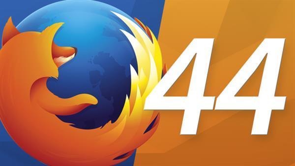 Firefox 44 masaüstüne push bildirimler, Android'e bulut yazdırma yeteneği getiriyor