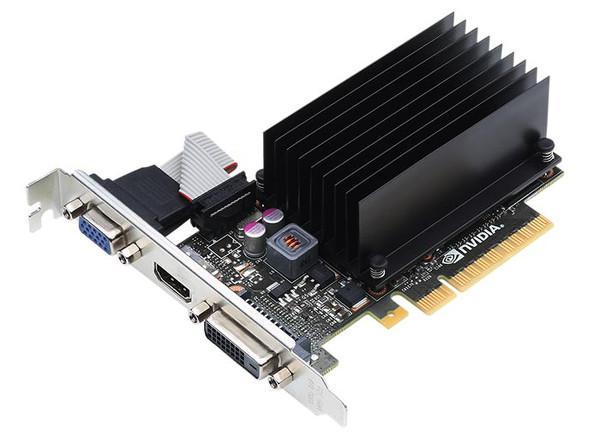 Nvidia'dan entegre sistemlere yönelik GeForce GT 710 ekran kartı