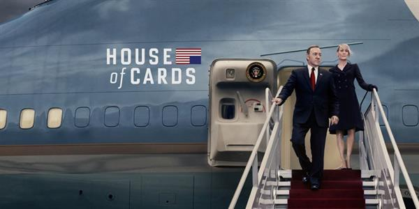 House of Cards 5.sezon onayını aldı