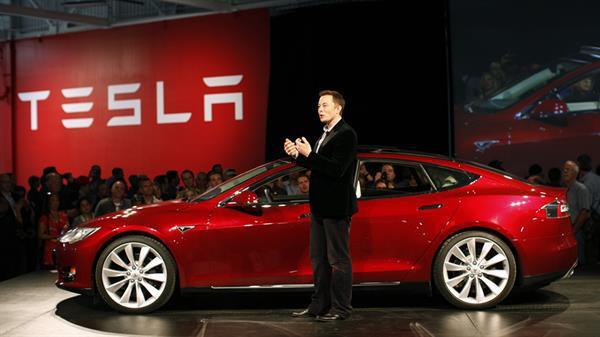 Elon Musk artık Tesla Motors'un beşte birine sahip!
