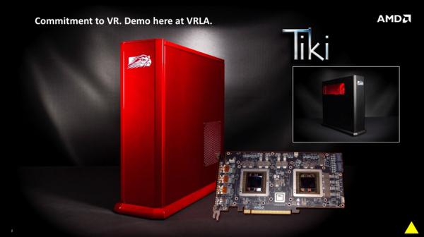 AMD Radeon R9 Fury X2, dünyanın en hızlısı olmaya geliyor