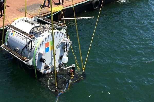 Microsoft denizin dibine veri merkezleri kurmak istiyor