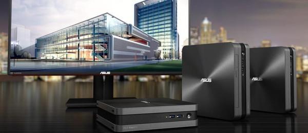 Asus'dan depolama odaklı VivoMini VC65 modüler mini PC serisi