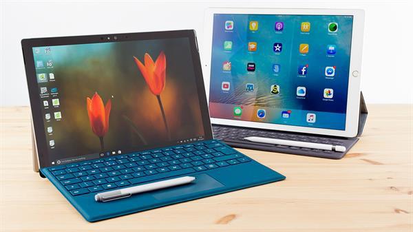 Apple'ın iPad Pro'su son çeyrekte Microsoft'un tüm Surface serisinden çok sattı