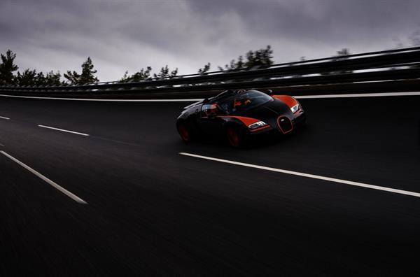 Sahibinden 2. el temiz Bugatti Veyron Grand Sport Vitesse World Record Car