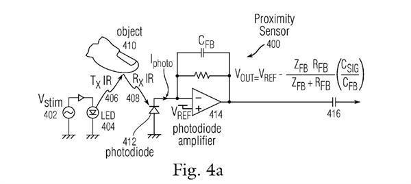 Apple yeni bir harekete duyarlı kontrol patenti aldı
