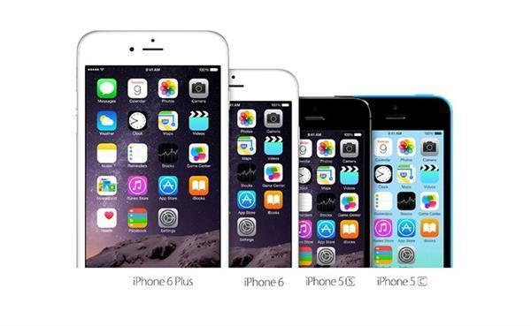 Apple kullanıcıları en çok 4.7 inçlik modelleri kullanıyor
