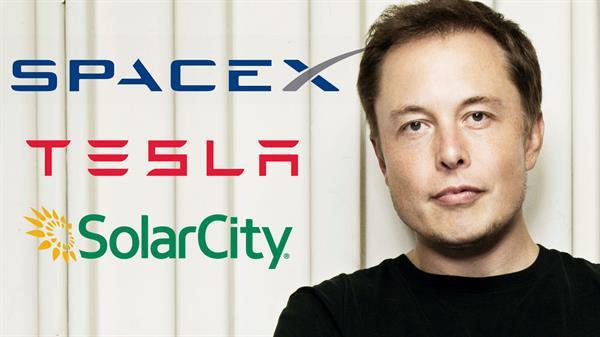 Elon Musk dikey kalkış ve iniş yapabilen elektrikli uçak yapmayı düşünüyor