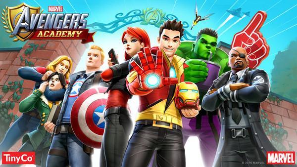 Marvel Avengers Academy ile kahramanlar okulda