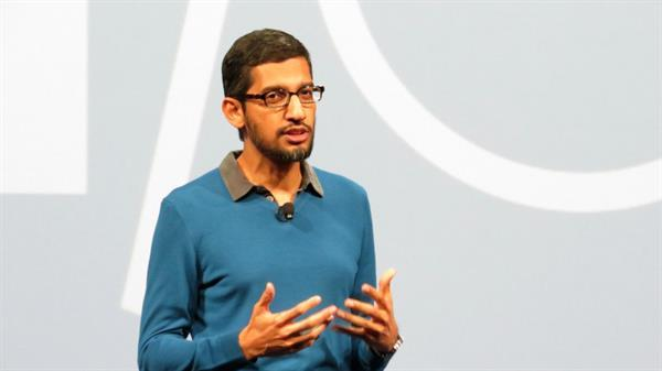 Google'ın CEO'suna 199 Milyon Dolarlık hisse senedi ödülü
