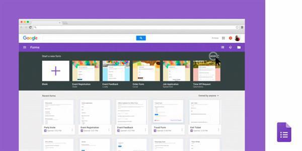 Google Formlar yeni güncellemeyle yeteneklerini daha da genişletti