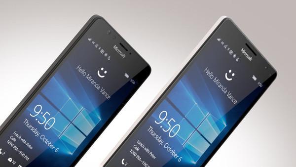 Microsoft Lumia 950 serisi satışta: İşte fiyatlar