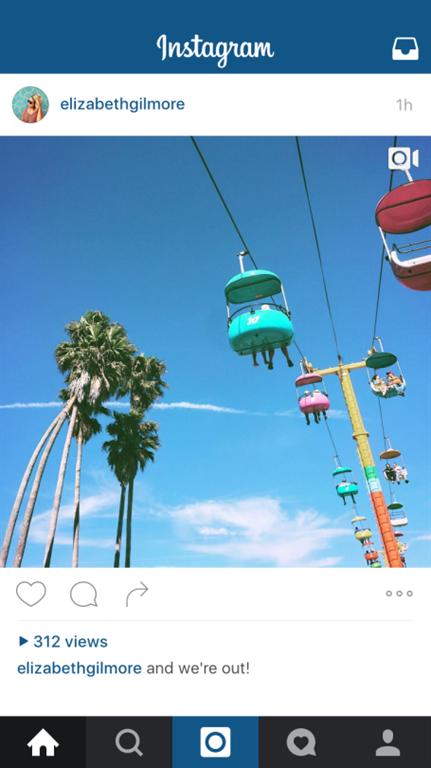 Instagram video paylaşanlara izlenme sayılarını gösterecek