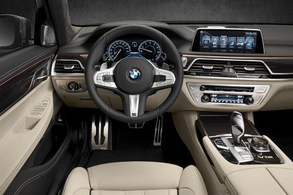 Yeni BMW 760i xDrive daha teknolojik, güçlü ve hızlı