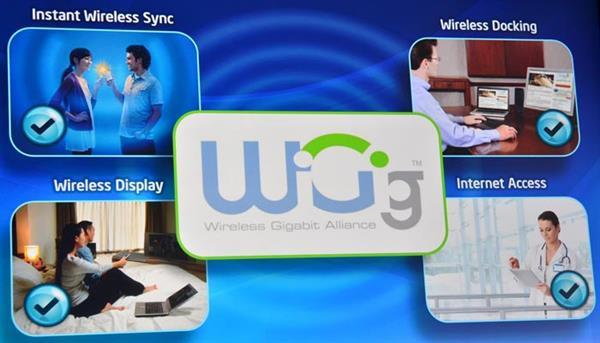 Intel ve Qualcomm, WiFi AD standardını yaygınlaştıracak