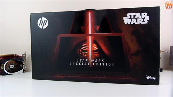 HP'nin Star Wars hayranlarına özel dizüstüsünü inceliyoruz