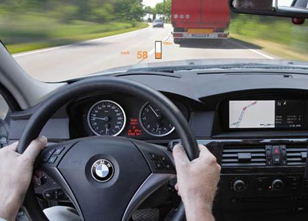 BMW, HUD teknolojisine yabancı kalmamızı istemiyor