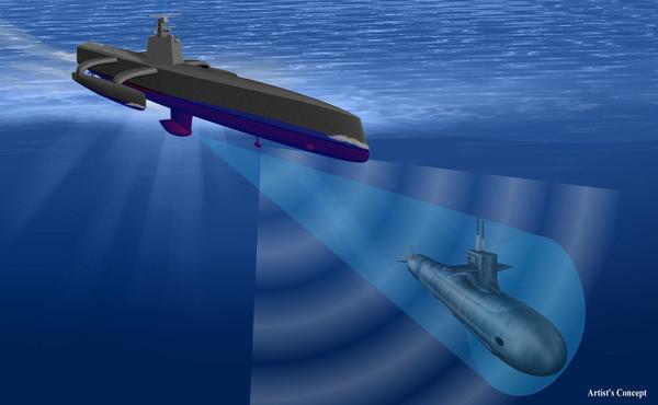 DARPA'dan 40 metrelik insansız gemi