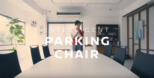 Nissan'dan kendini park edebilen akıllı sandalye