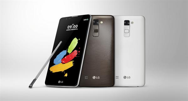 LG Stylus 2, Mobil Dünya Kongresi öncesinde tanıtıldı