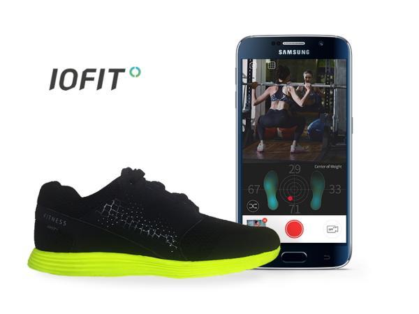 Samsung'un akıllı ayakkabısı MWC 2016 fuarına ayak basıyor