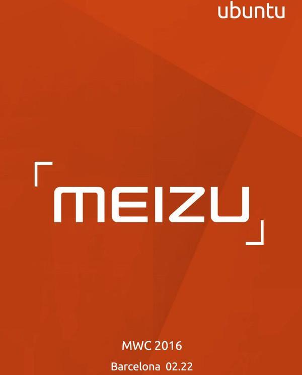 Ubuntu ve Meizu, MWC 2016 fuarında yeni bir ürün tanıtacak