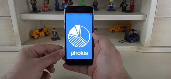 Dünyanın ilk anket odaklı sosyal ağ uygulaması Phokis incelemesi