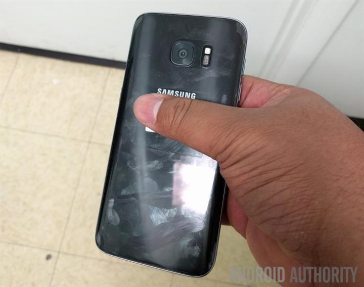 Galaxy S7 bu kez çalışır halde sızdırıldı [4K Video]
