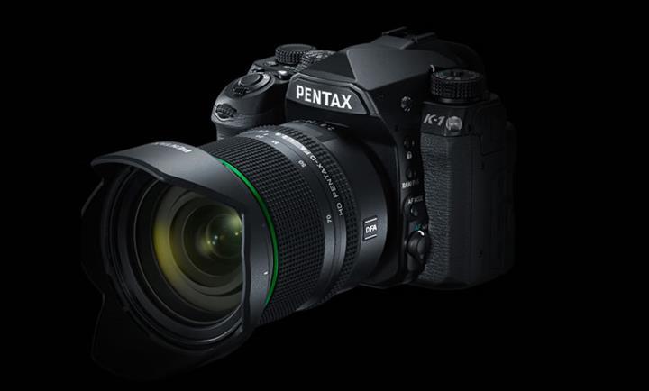 Pentax'ın ilk tam kare DSLR modeli Pentax K-1 resmen duyuruldu